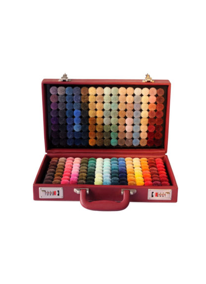 Color Reference Box For Dyeing - Arscolors